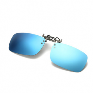 Select Panoramic View Clip On Sunglasses