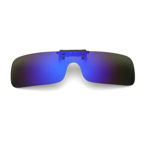 Deluxe Crystal Clip On Sunglasses