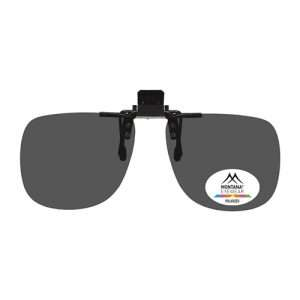 Large Flip Up Clip On Sunglasses