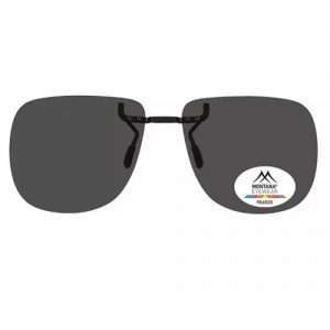 Dark Premium fixed Clip on Sunglasses