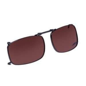 Large Spring Clip On Sunglasses
