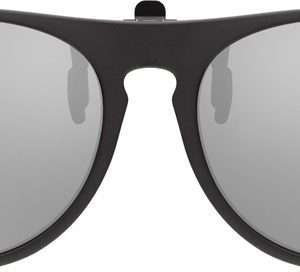 Round Wayfarers Clip on Sunglasses