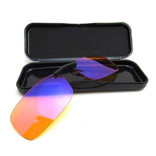 Blue Light Blocking Clip on Sunglasses