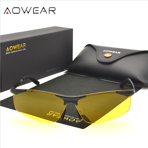 American AOWEAR Night Driving Glasses
