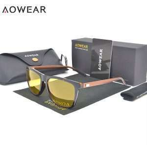 American AOWEAR Night Driving Glasses 2
