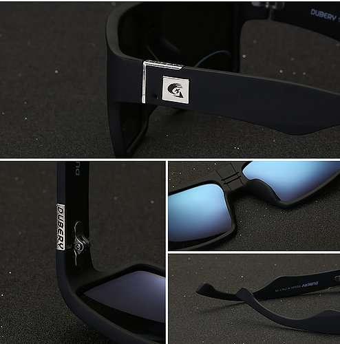 Dubery Italian Designer Sunglasses