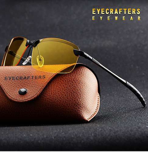 Eyecrafters Elite Night Driving Glasses